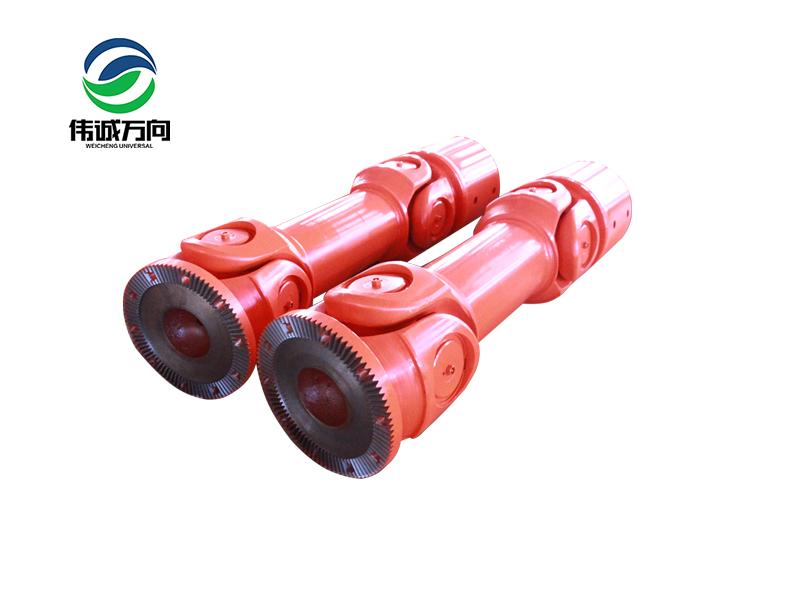 gao速线材轧机万xiang轴SWC490